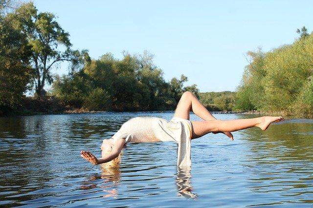 Les benefices de la nage sur le corps