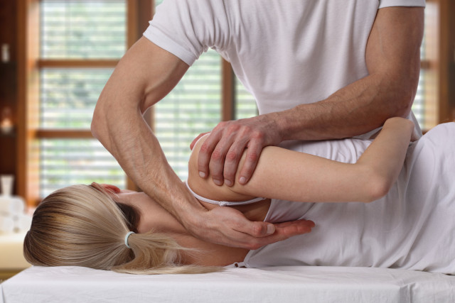 La chiropractie en image