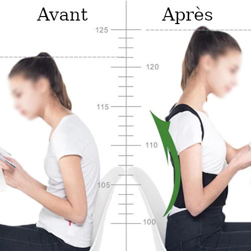 correcteur posture dos