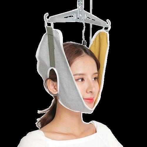Hamac de relaxation cervical pour detendre le cou