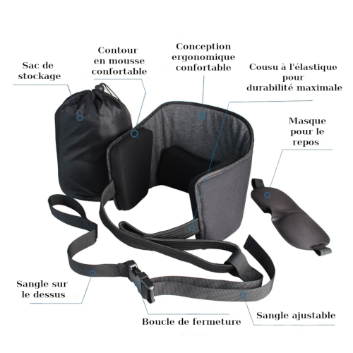 hamac relaxation traction cervicale