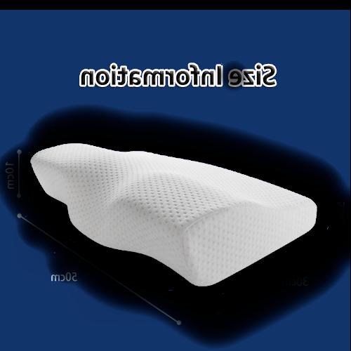 oreiller cervical a mémoire de forme