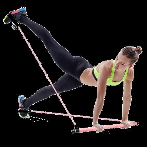 Barre elastique pilates