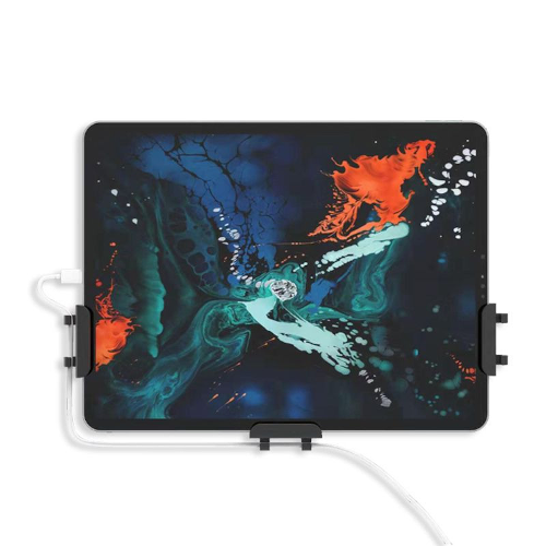 Support mural tablette